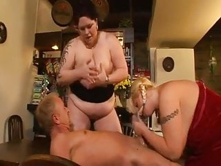 Huge Special German Bbw Fucked Up Orgy